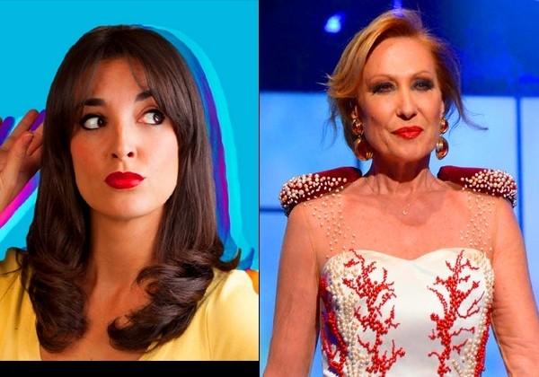 Leonor Lavado, la imitadora de la TV, reaparece 'clonando' a las tertulianas de 'Sálvame'
