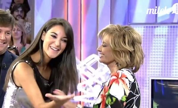 """Ylenia, """"encantada"""" tras verse imitada por Leonor Lavado en 'QTTF'"""