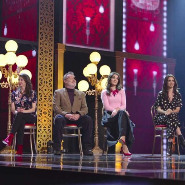 La 1 estrena 'Dicho y hecho', un nuevo formato de humor en el que cómicos y famosos competirán en divertidos desafíos